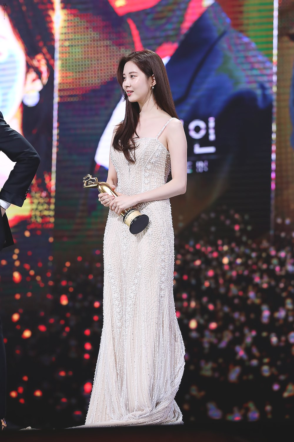 Seohyun 181027 The Seoul Awards Manuth Chek S Soshi Site