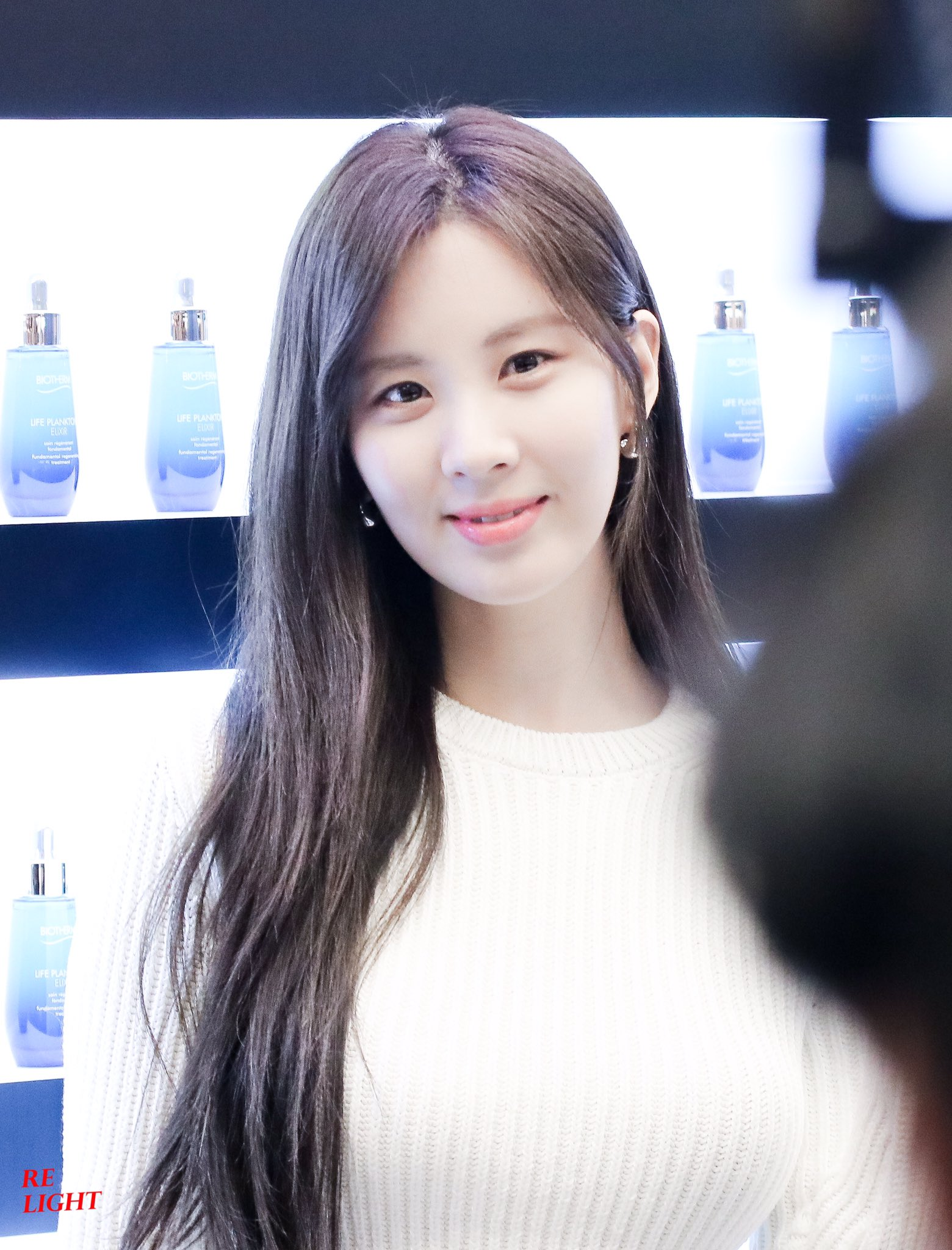 Seohyun – 200117 BIOTHERM Life Plankton Elixir Anti Aging Serum Launch Event