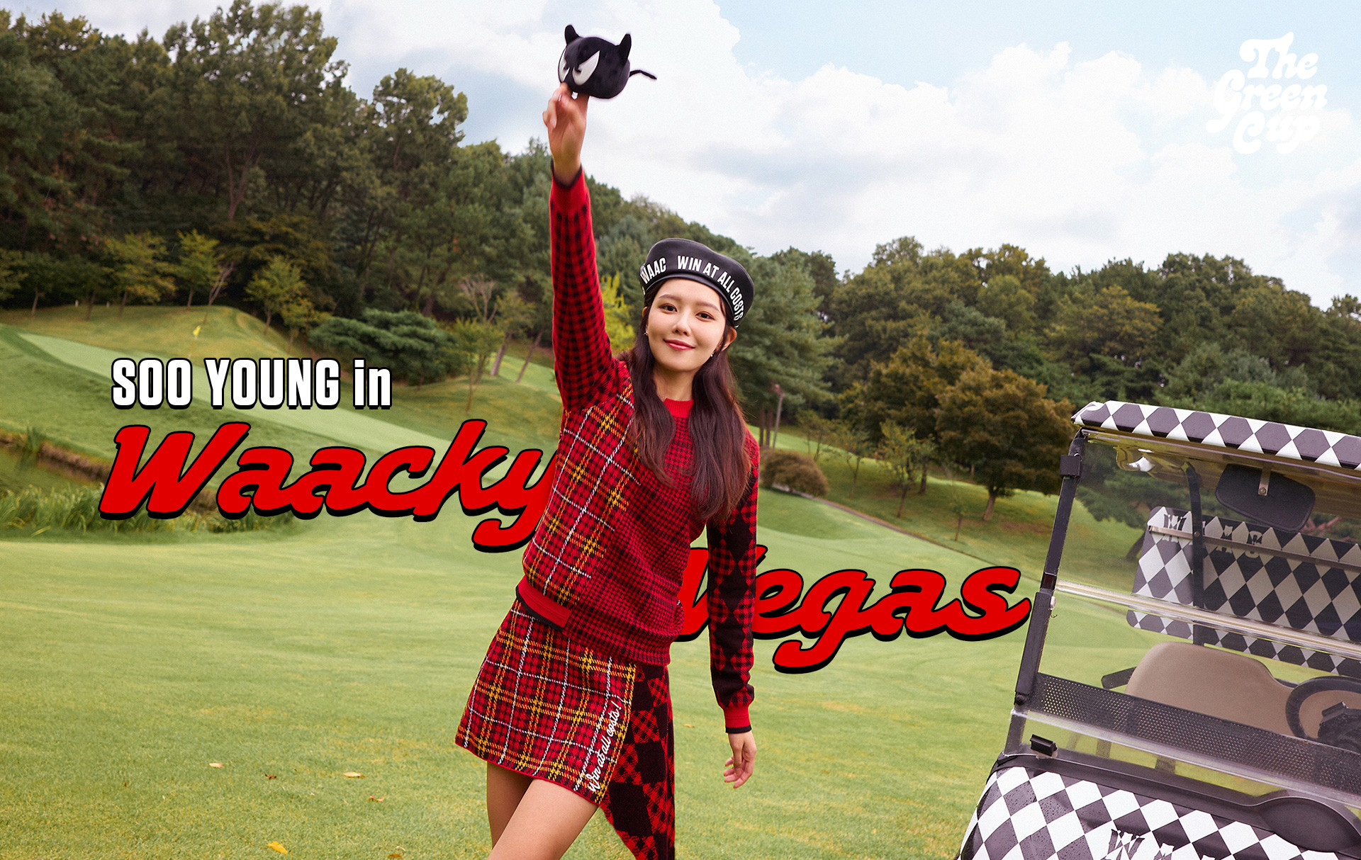 Sooyoung – WAAC – Waacky Vegas Promotional Pictures