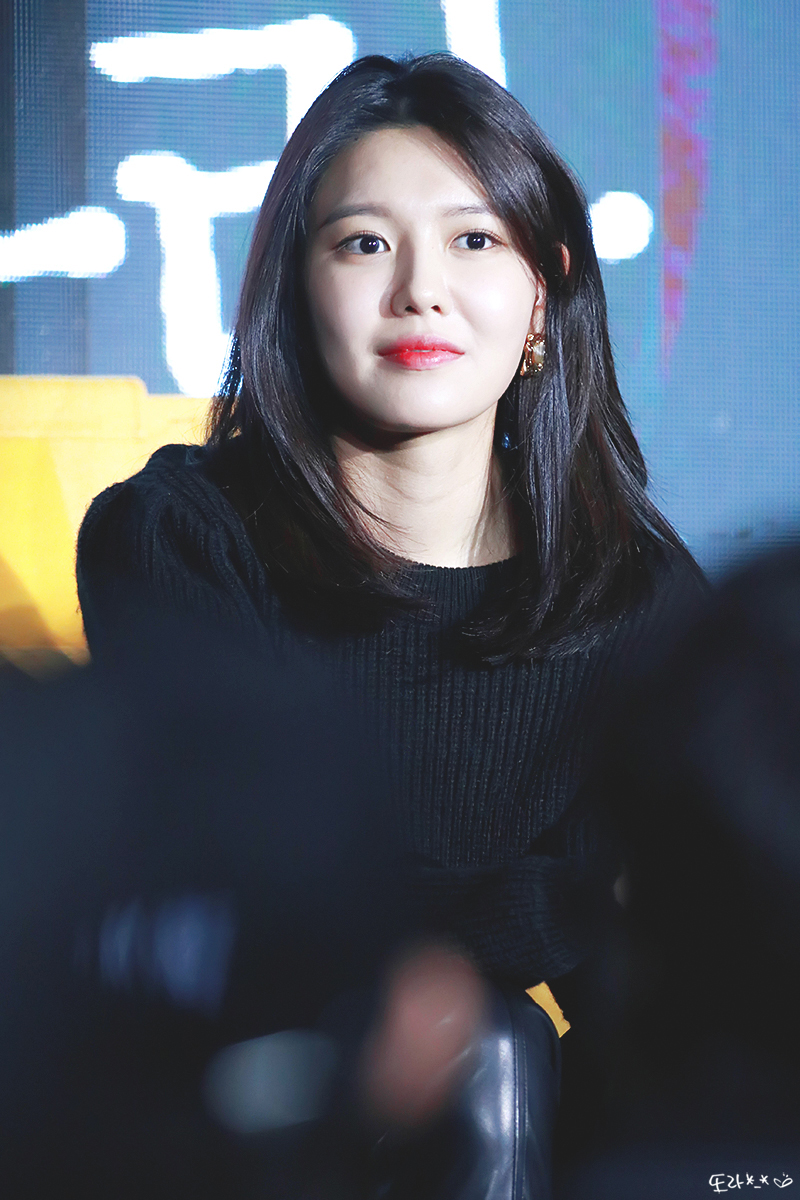 Sooyoung – 191025 OCN Thriller House Event