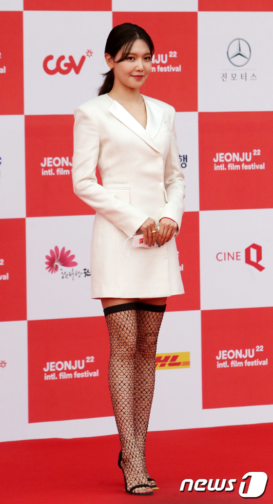 Sooyoung – 210429 Jeonju International Film Festival