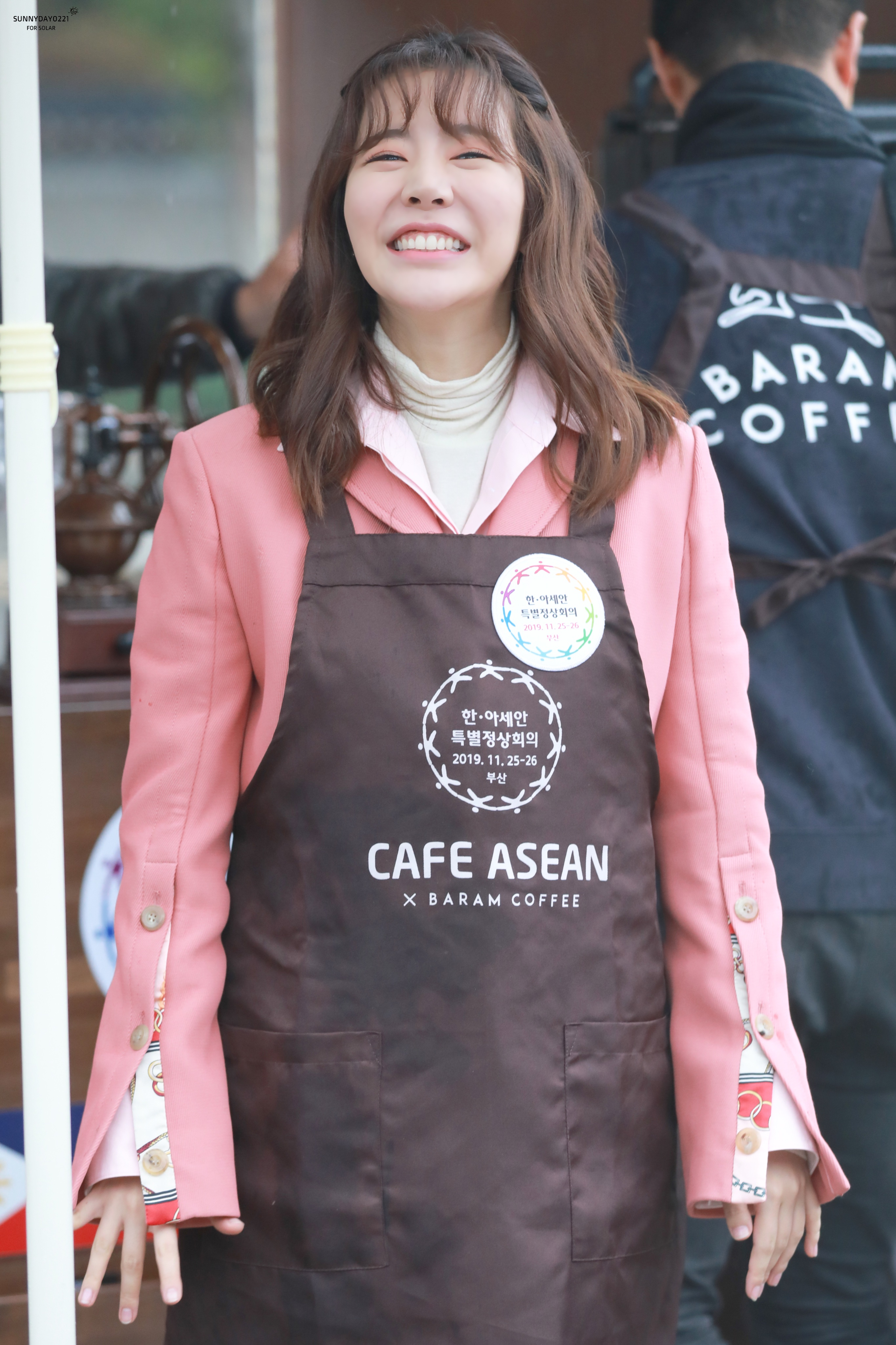 "Sunny – 191115 ""Cafe ASEAN"" Coffee Truck Event"