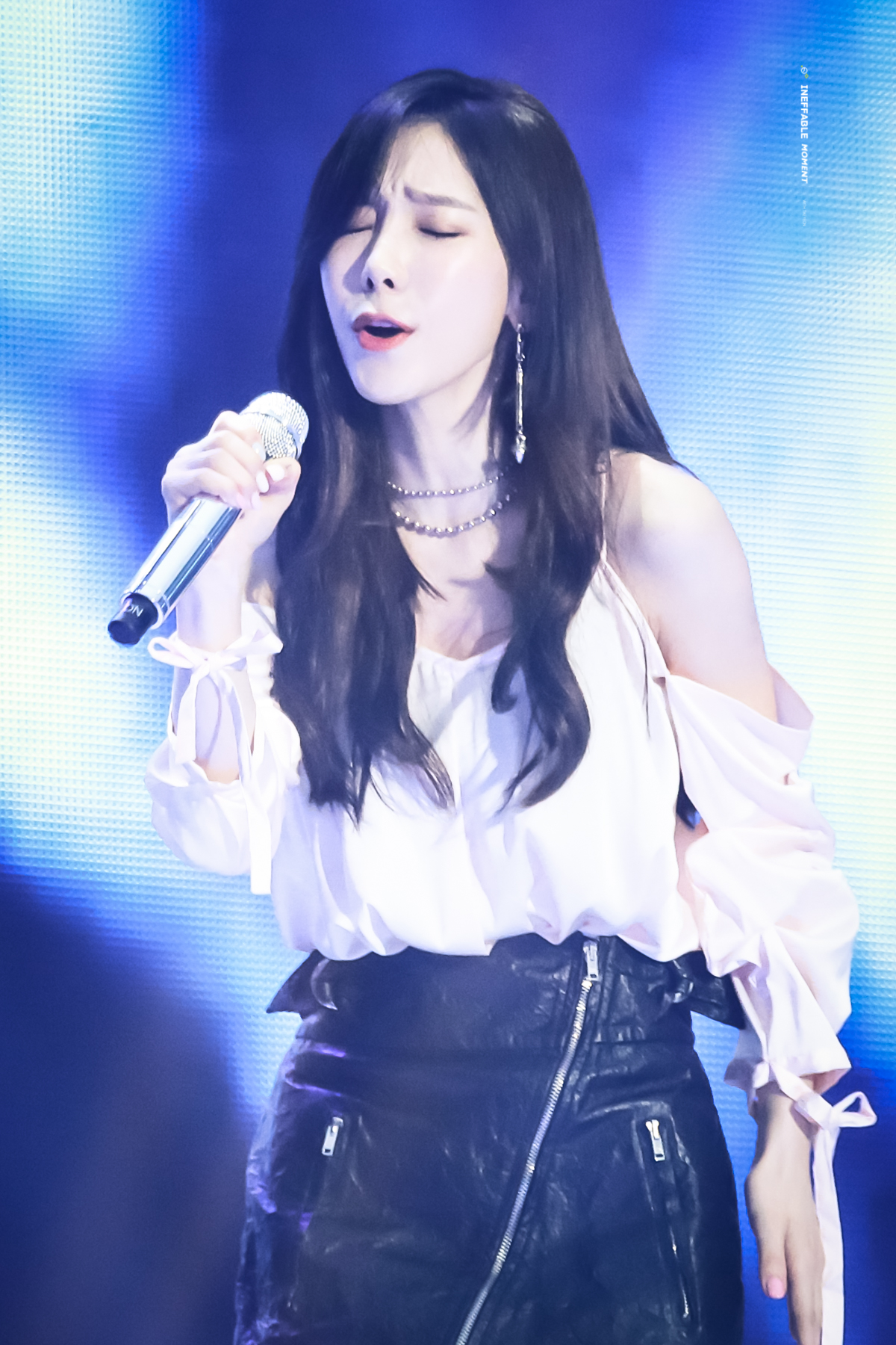 Taeyeon 170708 Smtown Live Concert In Seoul Manuth
