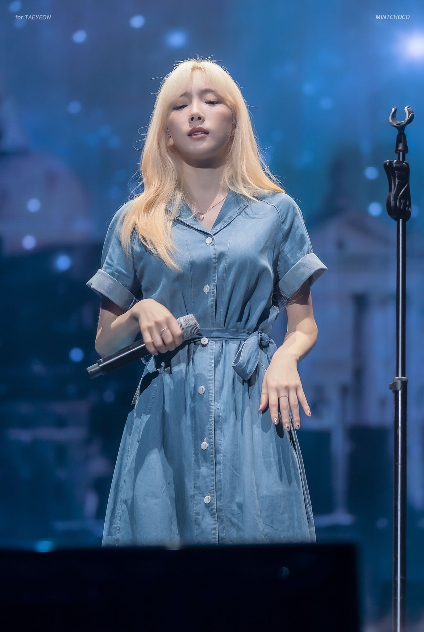 Taeyeon – 190728 Beanpole 30th Anniversary Concert