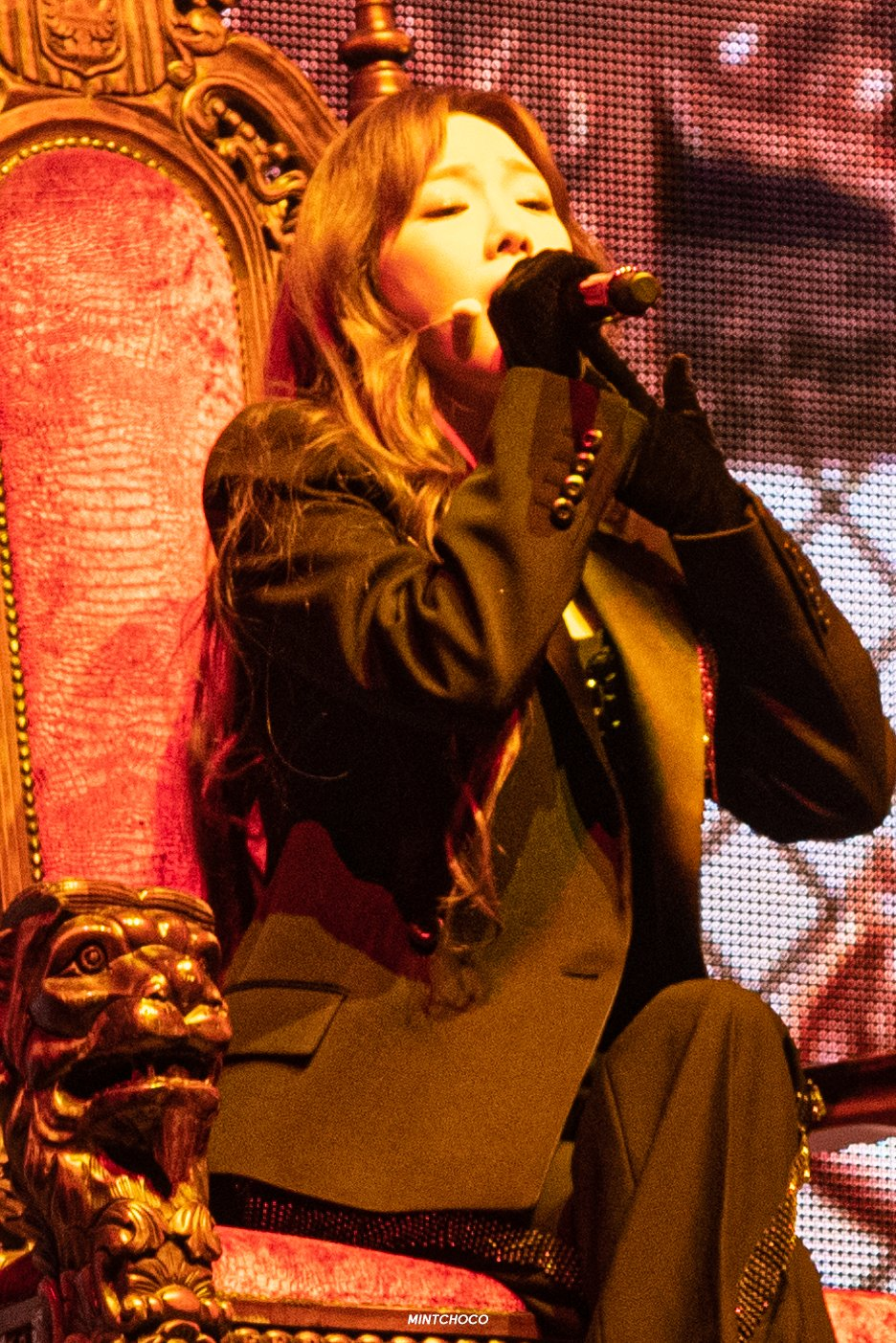 Taeyeon The Unseen Concert – 20019 Seoul