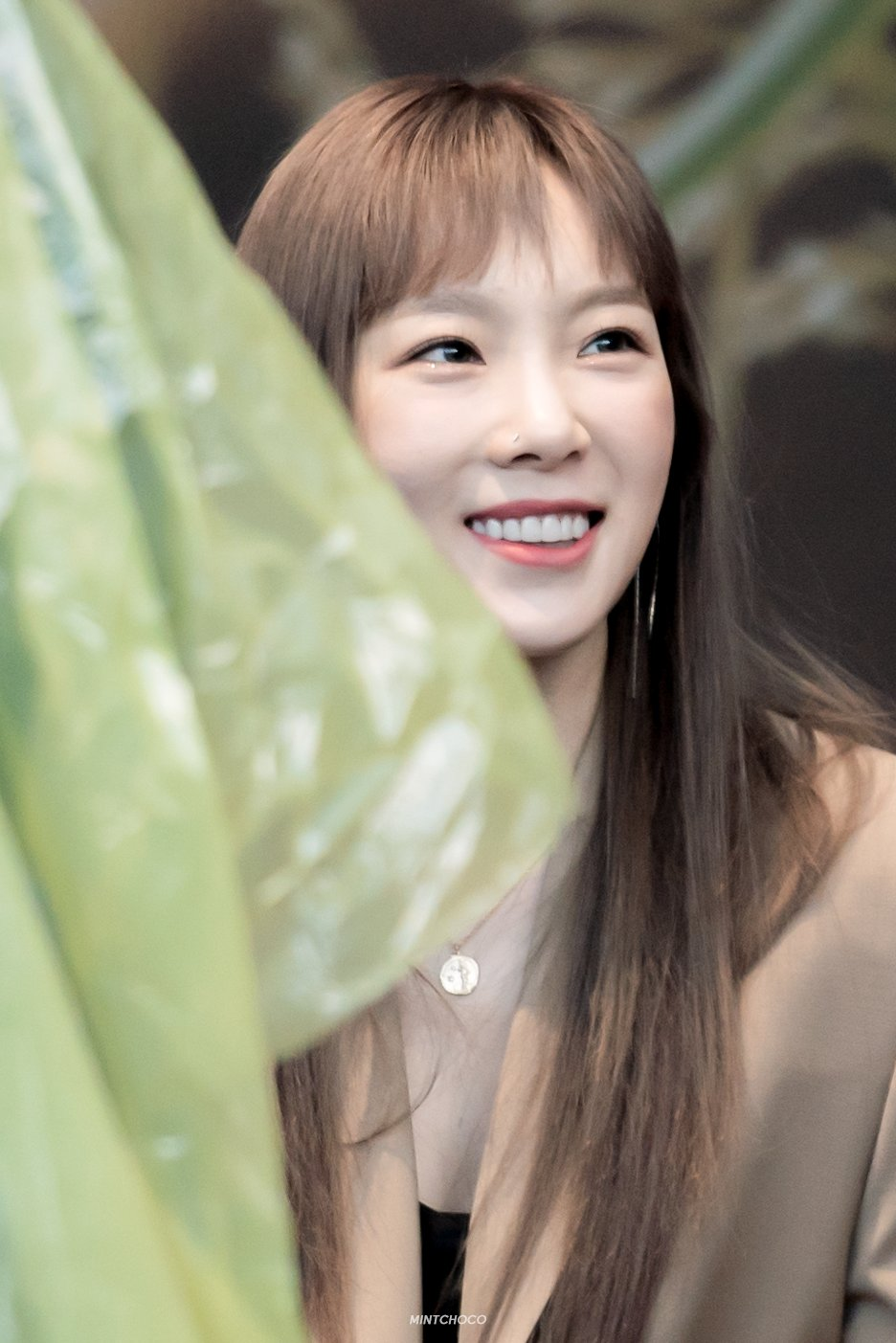 Taeyeon – 191103 Purpose Busan Fansign Event