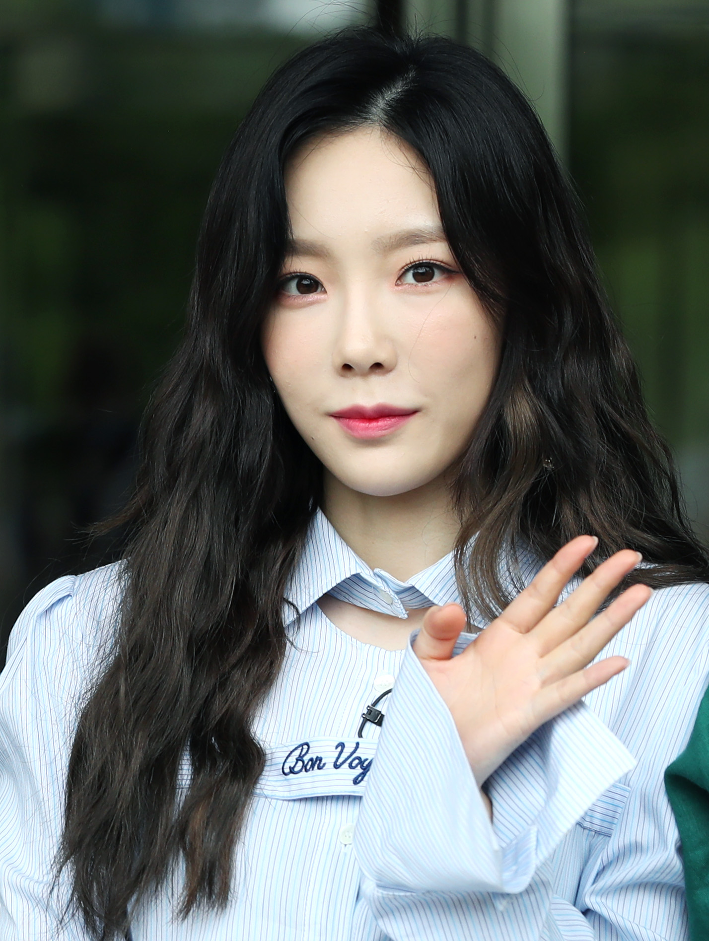 Taeyeon 170729 Happy Together Recording Manuth Chek S