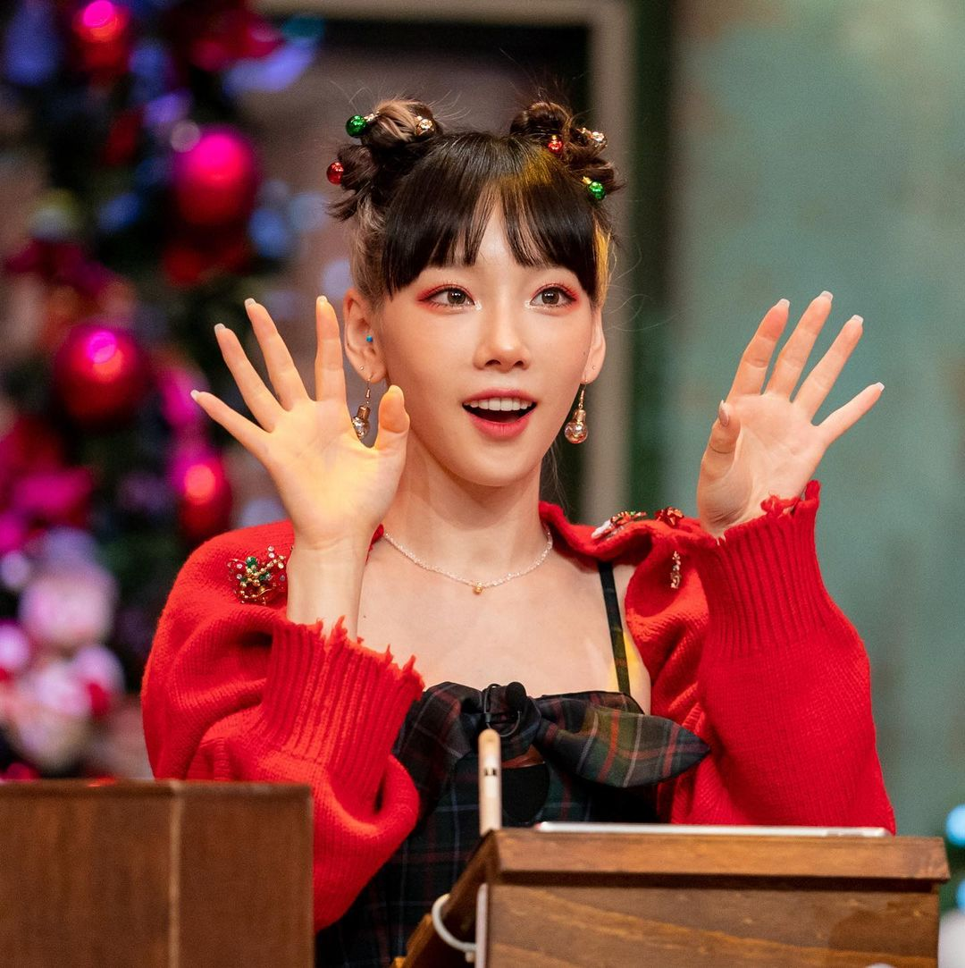Taeyeon – tvN Amazing Saturday show