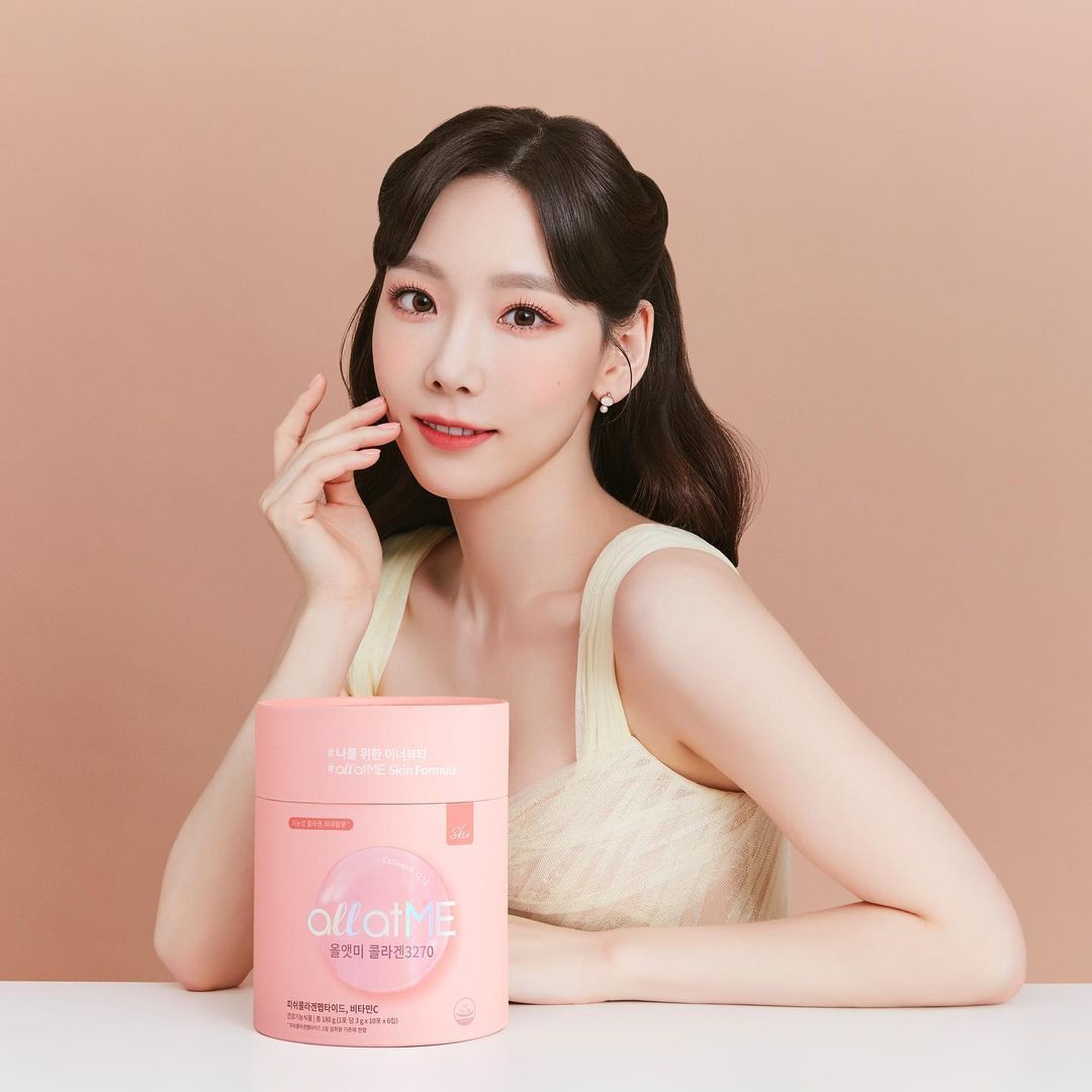 Taeyeon – All@Me Promotional Pictures