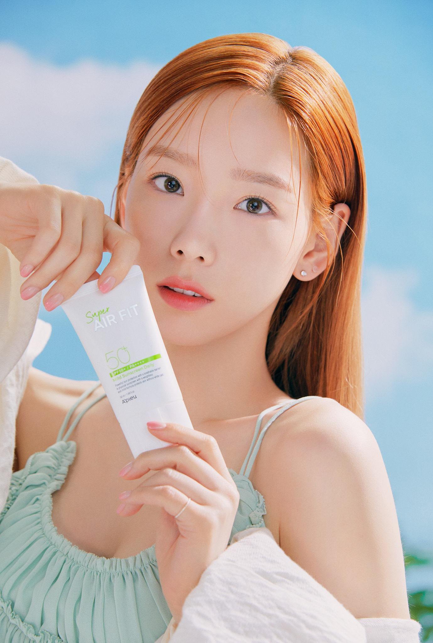 Taeyeon – A'pieu Promotional Pictures
