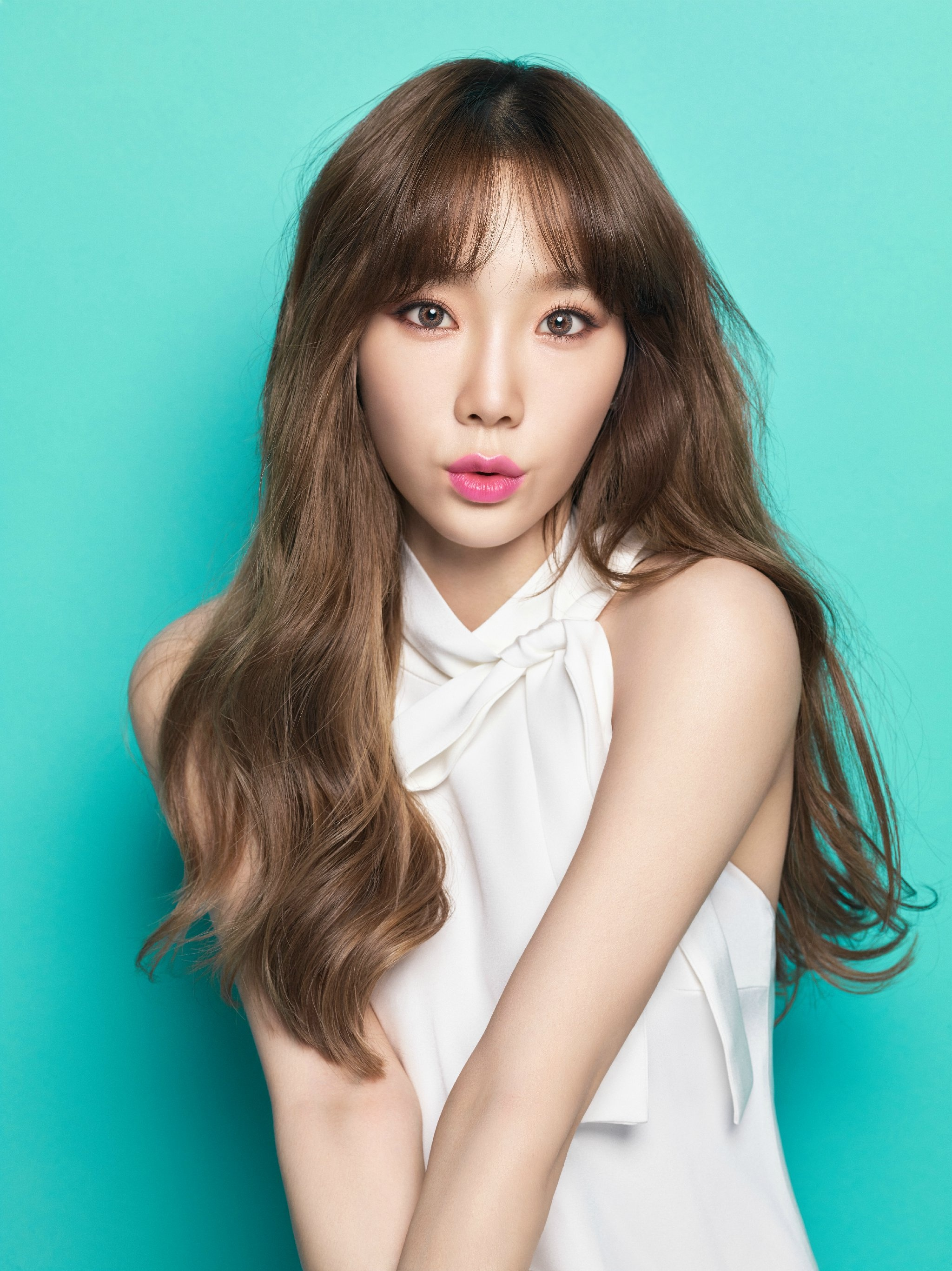Taeyeon Banila Co Promotional Pictures Manuth Chek S