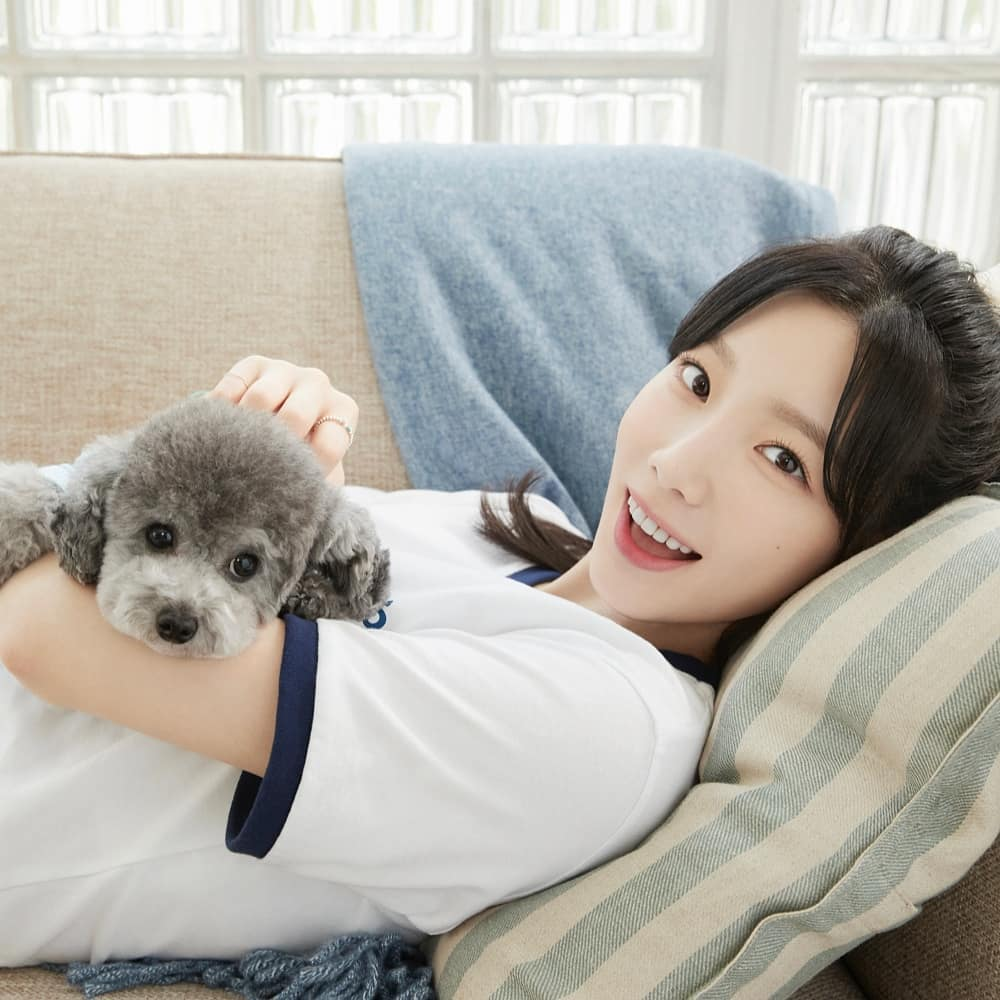 Taeyeon – Lieve Promotional Pictures