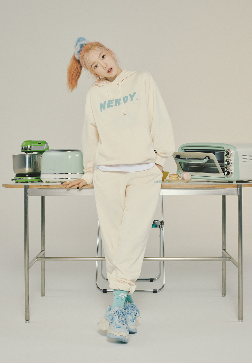 Taeyeon – Nerdy Promotional Pictures