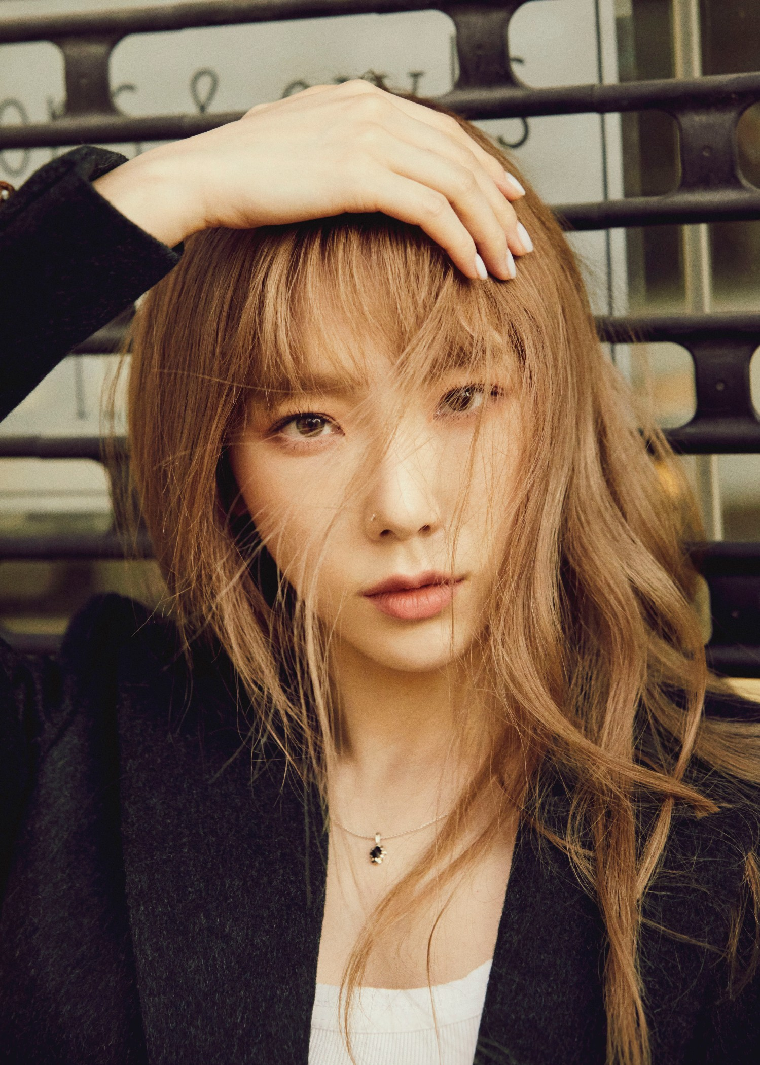 Taeyeon – Purpose – Repackage Album