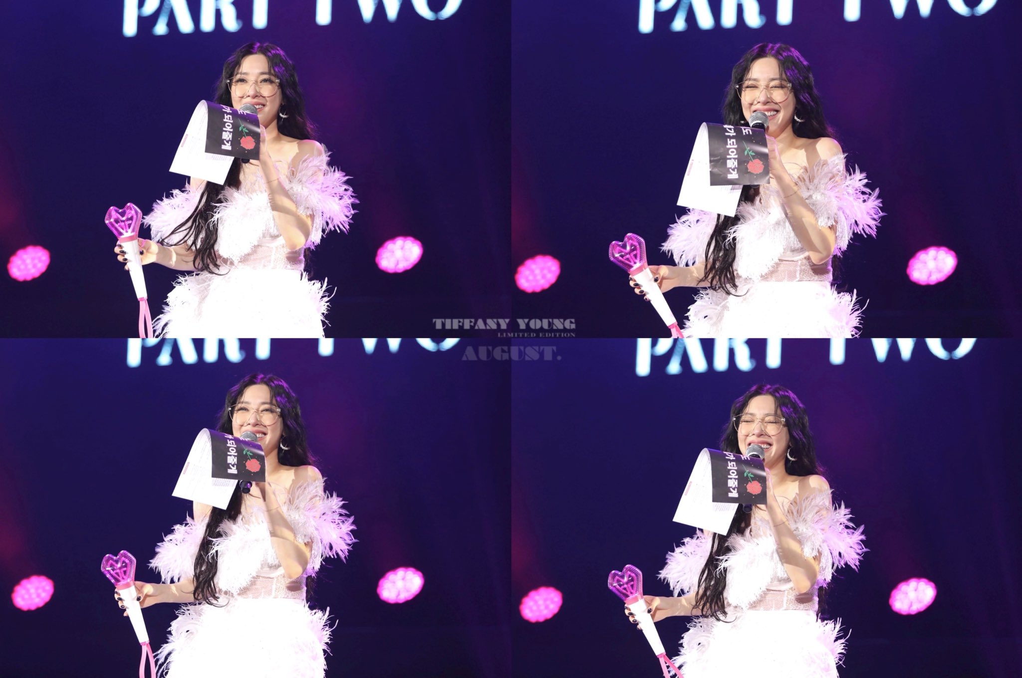 Tiffany – 200119 Open Hearts Eve Concert in Taipei