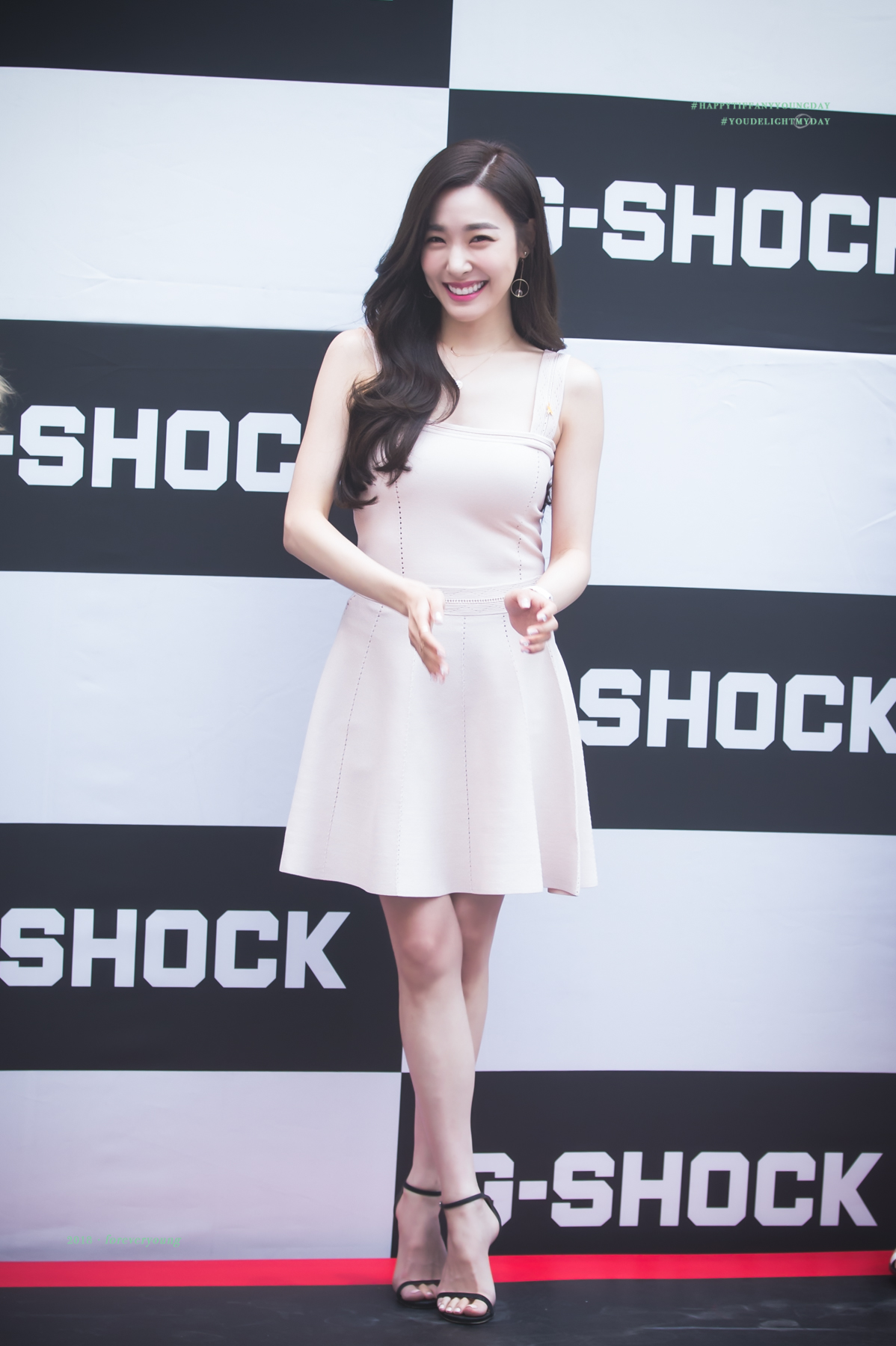 Tiffany - 170416 Casio G-Shock Fansign Event   Manuth Chek s SoShi Site 137bb4d099