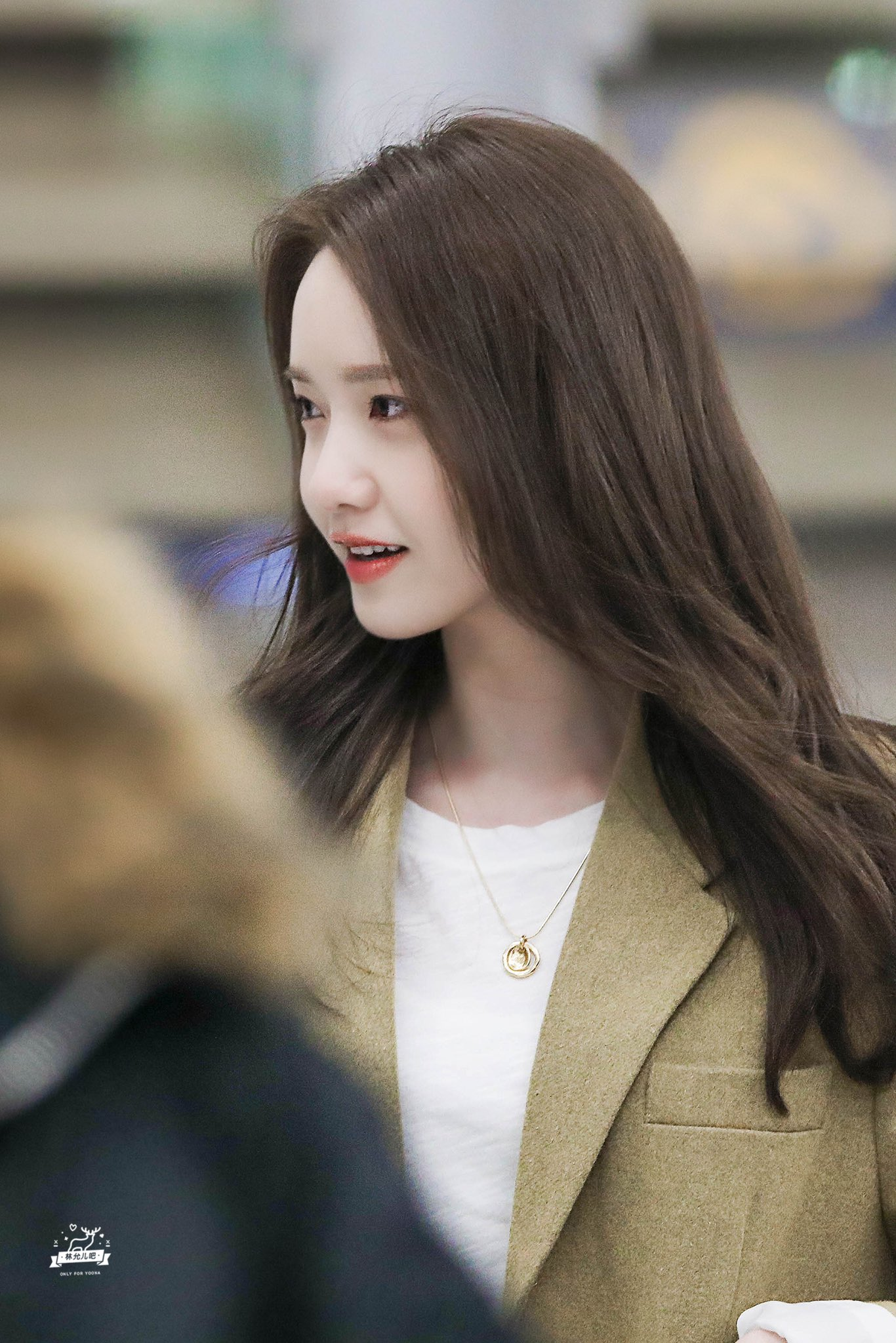 Yoona – 191127 Incheon Airport