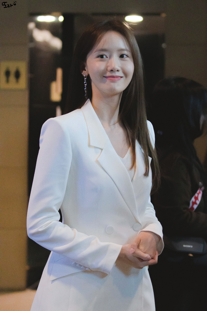 Yoona – 191216 Women in Film Korea Festival