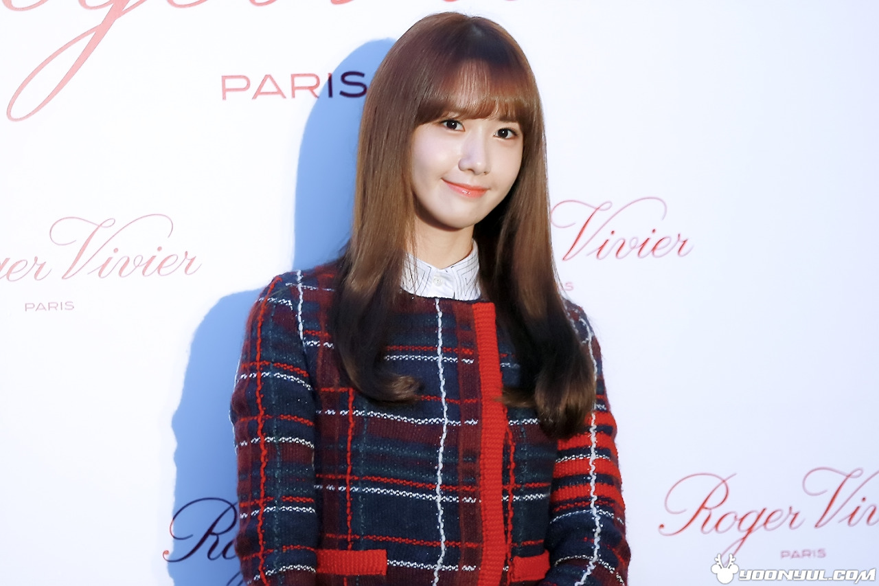 Yoona 141105 Roger Vivier Icon Connected Event Manuth