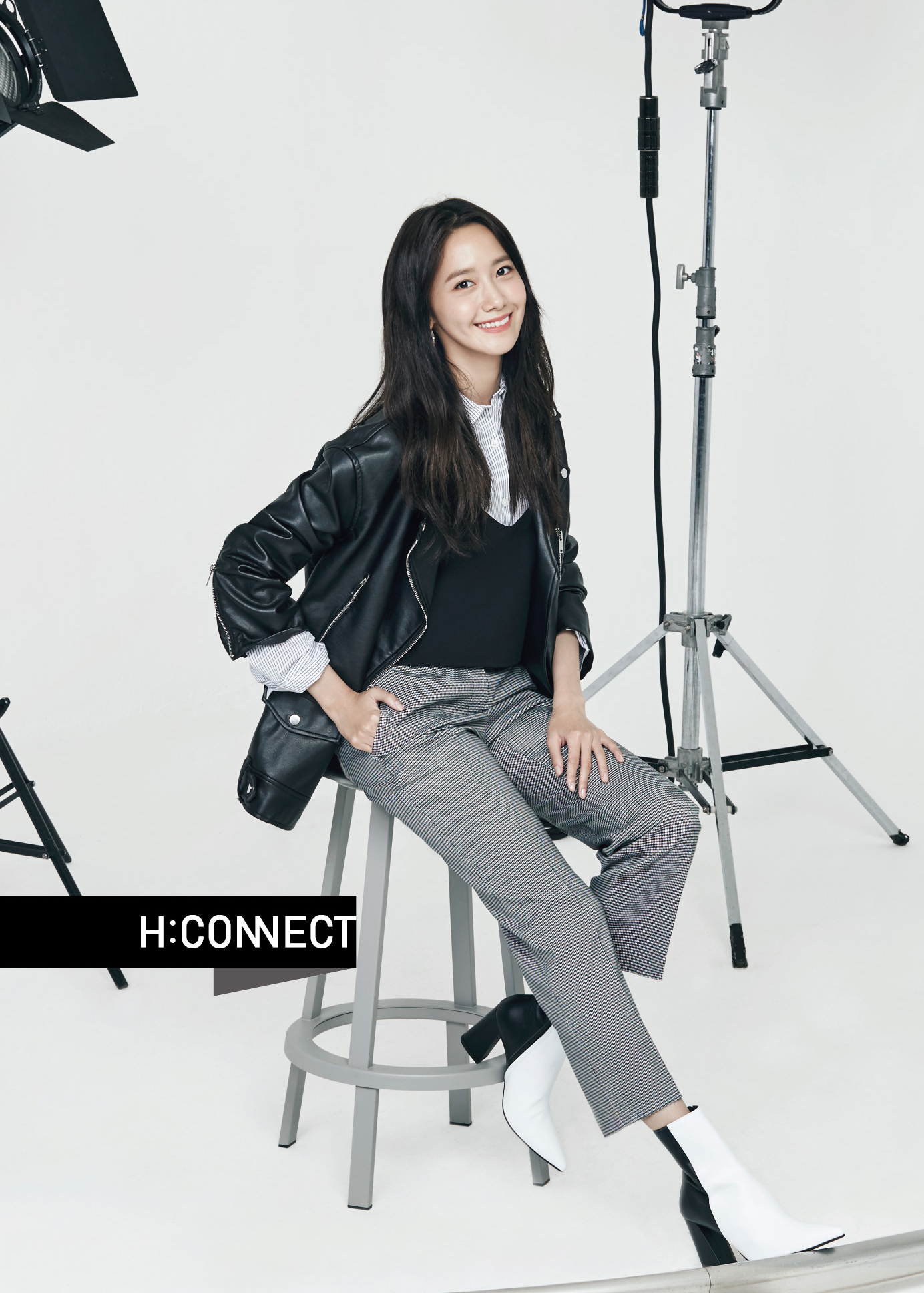 Yoona H Connect Promotional Pictures Manuth Chek S
