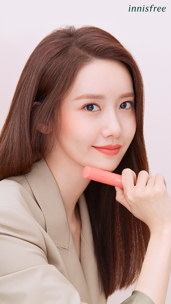 Yoona – Innisfree Promotional Pictures
