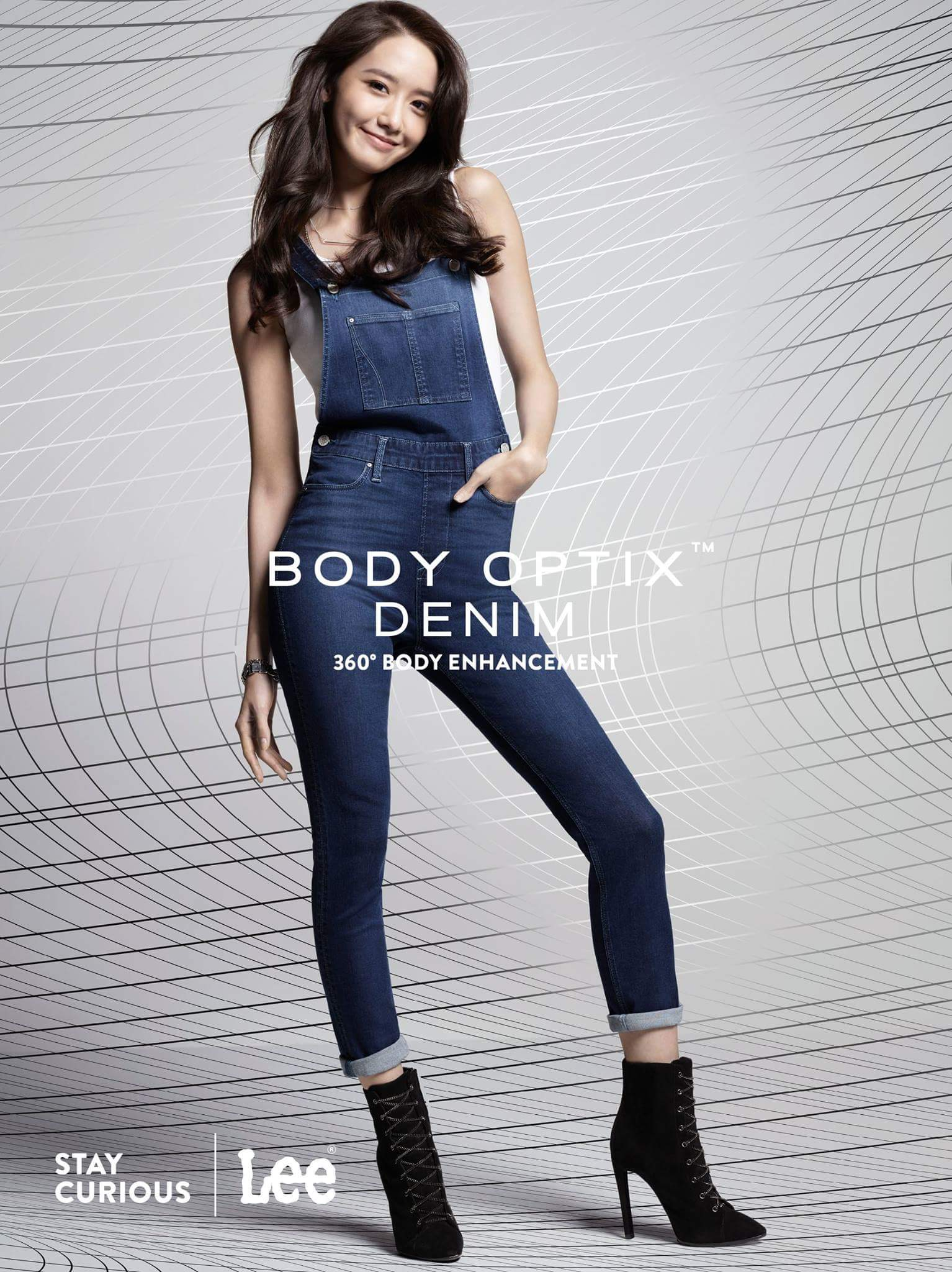 Yoona Lee Jeans Promotional Pictures Manuth Chek S