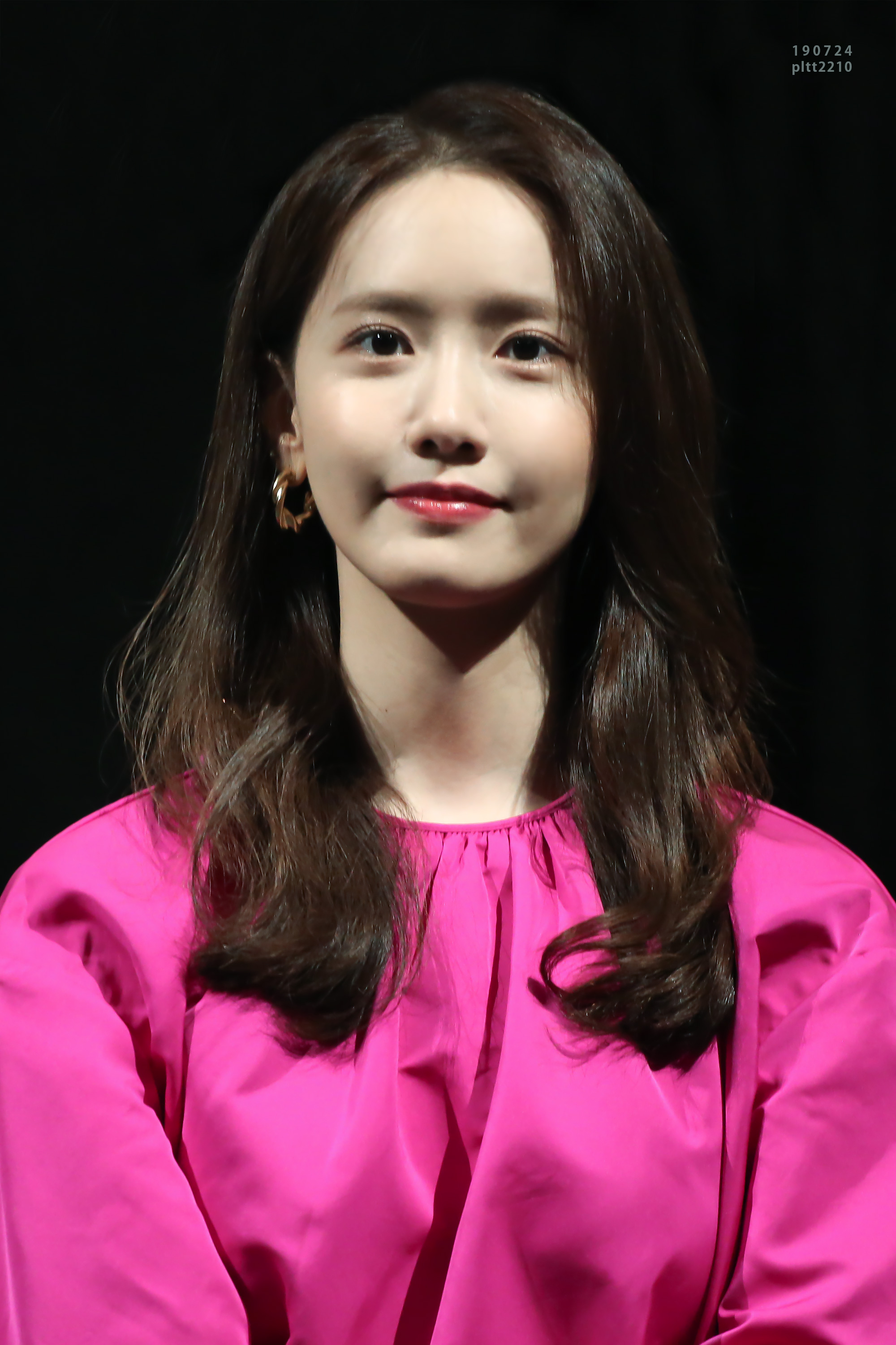 Yoona – 190724 EXIT Stage Greeting