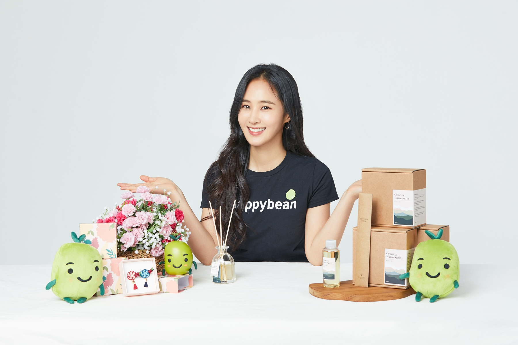 Yuri – Happybean Promotional Pictures